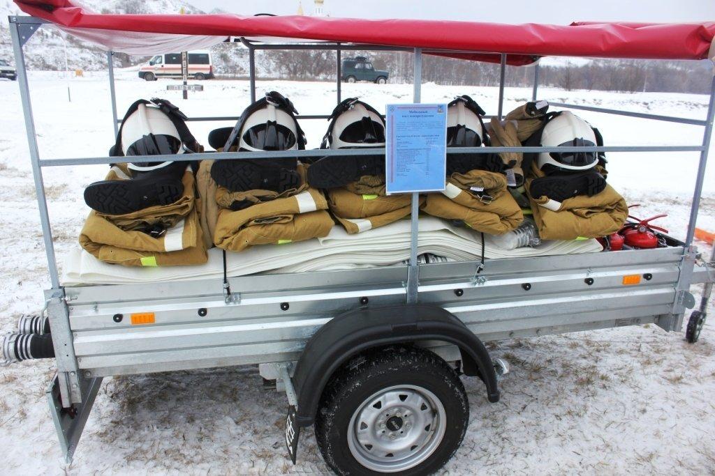 В Белгородской области священники создали добровольную пожарную дружину, фото-1