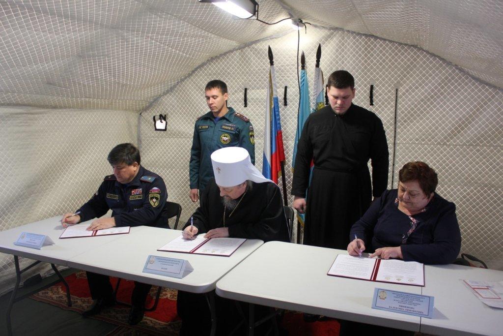 В Белгородской области священники создали добровольную пожарную дружину, фото-3