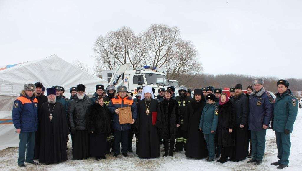 В Белгородской области священники создали добровольную пожарную дружину, фото-4