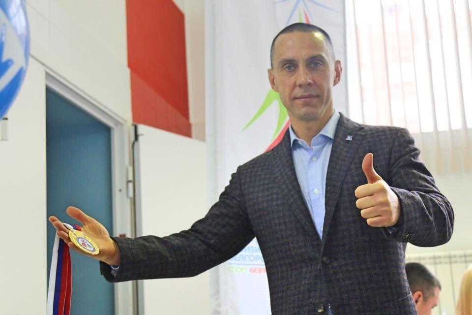 В Белгороде прошёл Чемпионат области по плаванию среди спортсменов с ОВЗ, фото-7