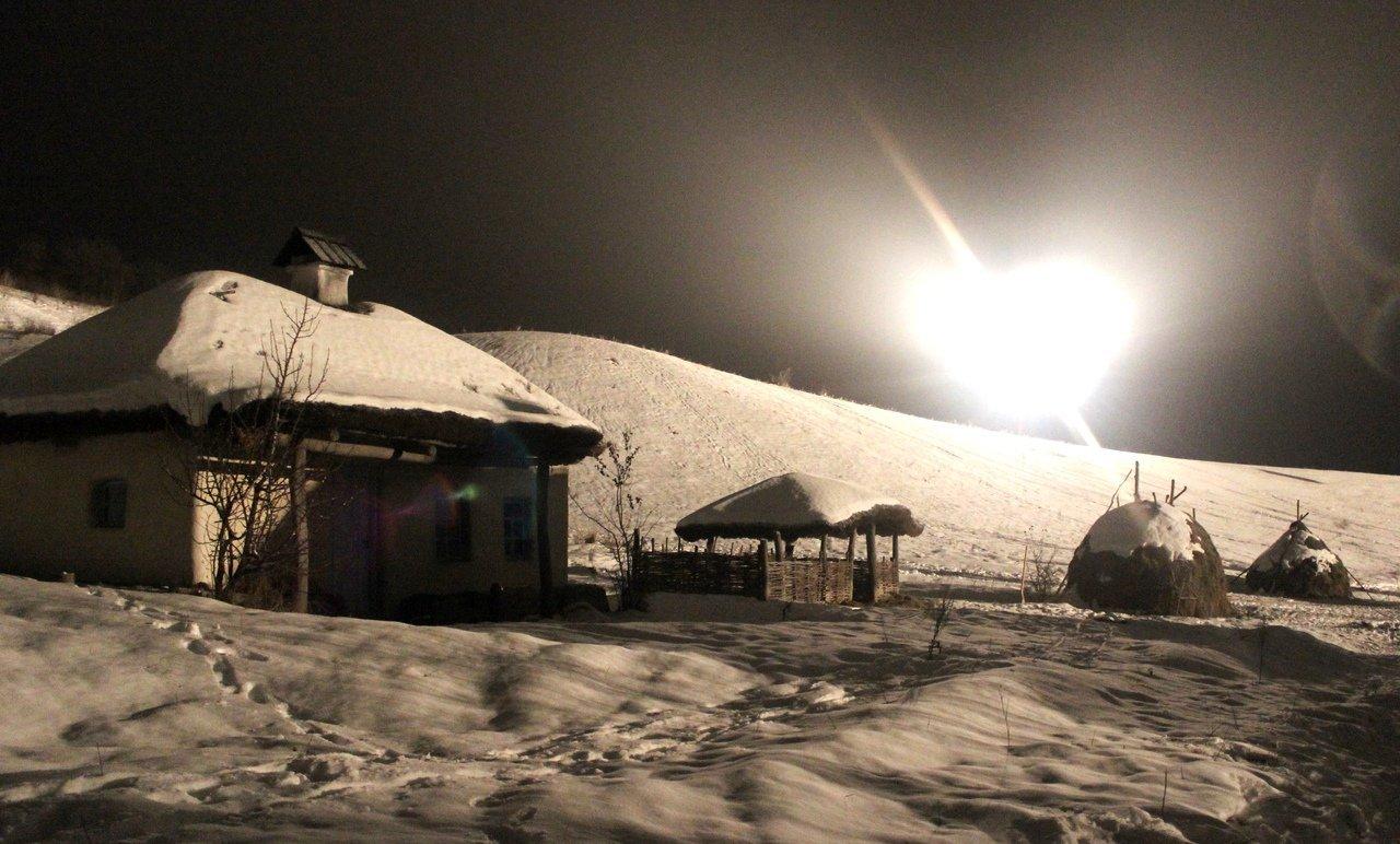 Построенная для съёмок фильма деревня под Белгородом может стать туристическим объектом, фото-2