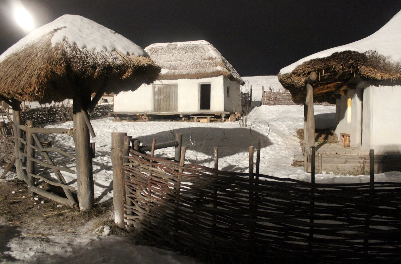 Построенная для съёмок фильма деревня под Белгородом может стать туристическим объектом, фото-5