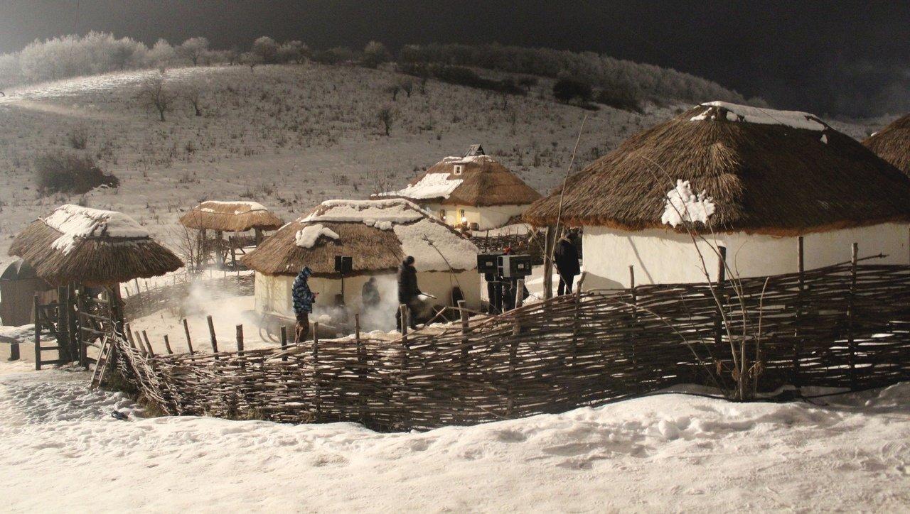 Построенная для съёмок фильма деревня под Белгородом может стать туристическим объектом, фото-4