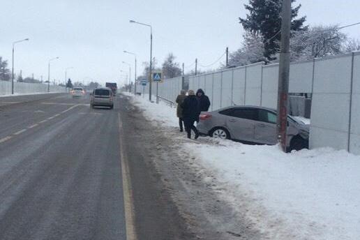 В Алексеевке на пешеходном переходе сбили школьницу, фото-1