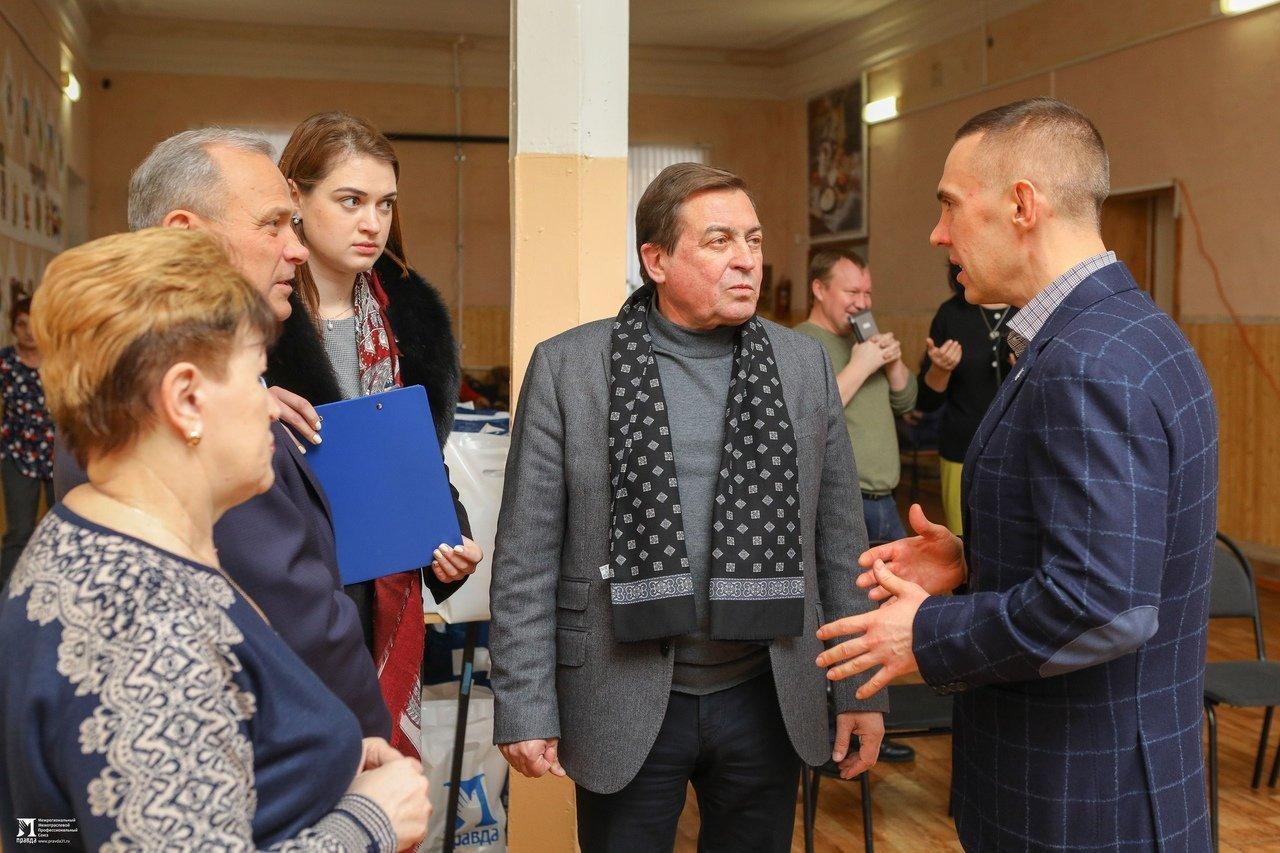 Олег Полухин и Сергей Фуглаев поздравили воспитанников валуйской школы для слабовидящих, фото-5