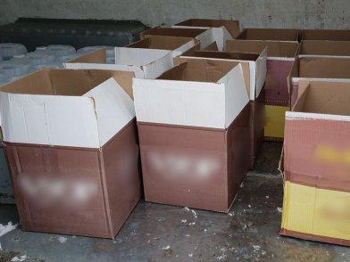 В Старом Осколе полиция накрыла склад контрафактного алкоголя, фото-3