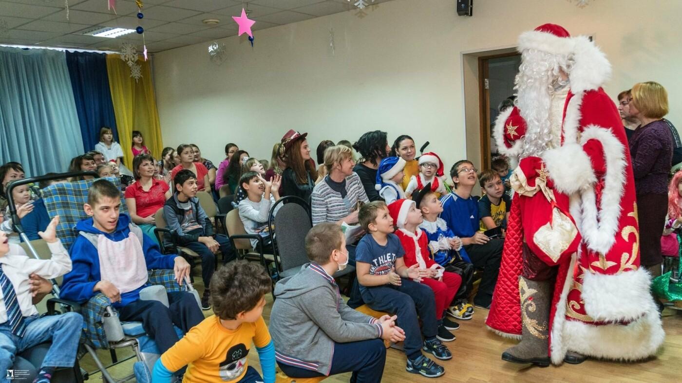 «Правдивцы» поздравили с Новым годом ребят из центров реабилитации для особенных детей, фото-5