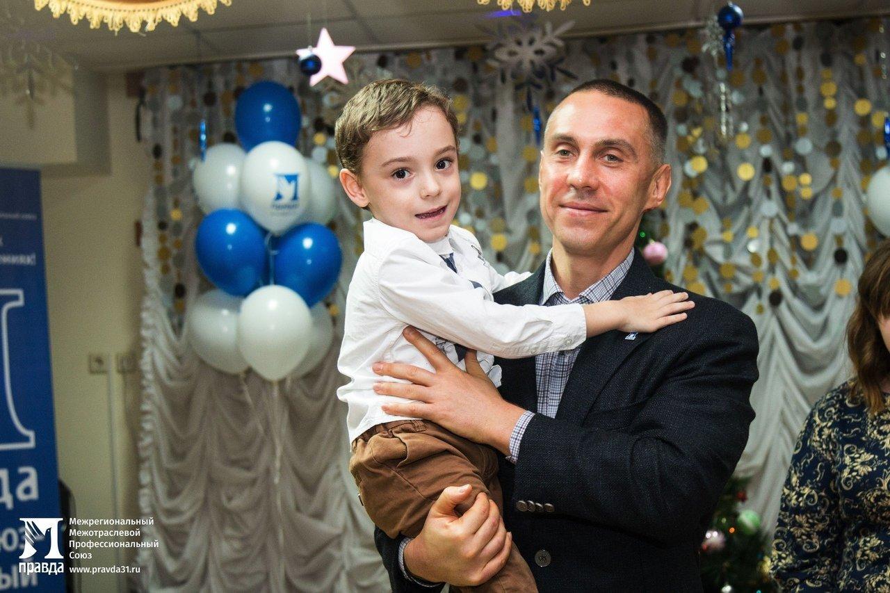 «Правдивцы» поздравили с Новым годом ребят из центров реабилитации для особенных детей, фото-21