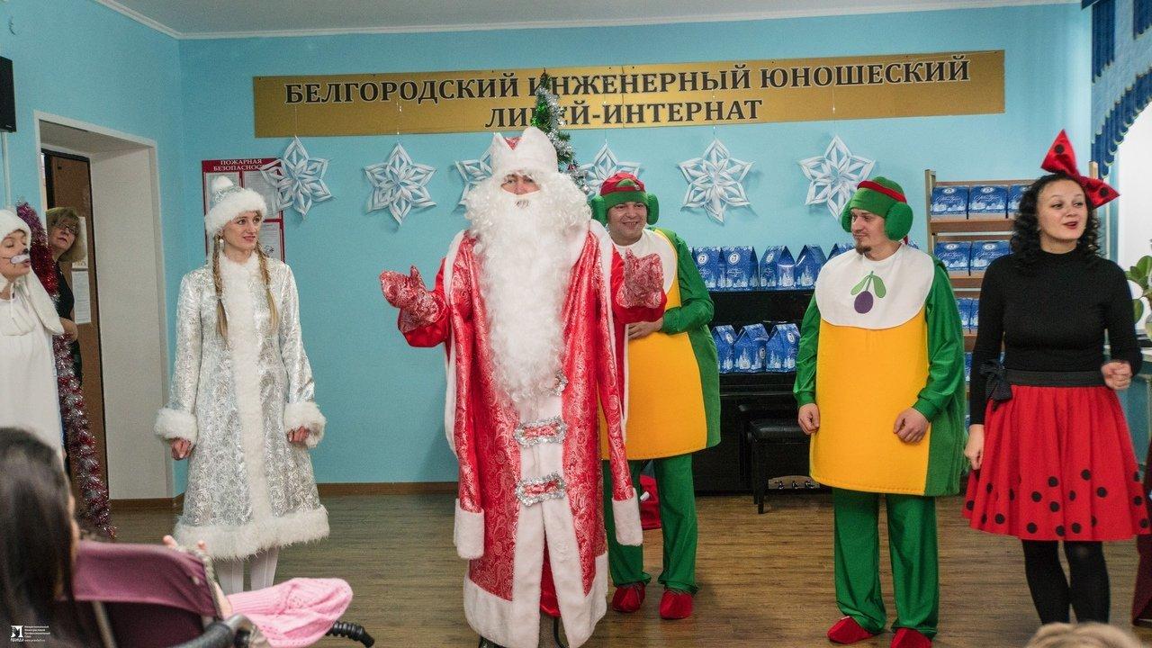 «Правдивцы» поздравили с Новым годом ребят из центров реабилитации для особенных детей, фото-16