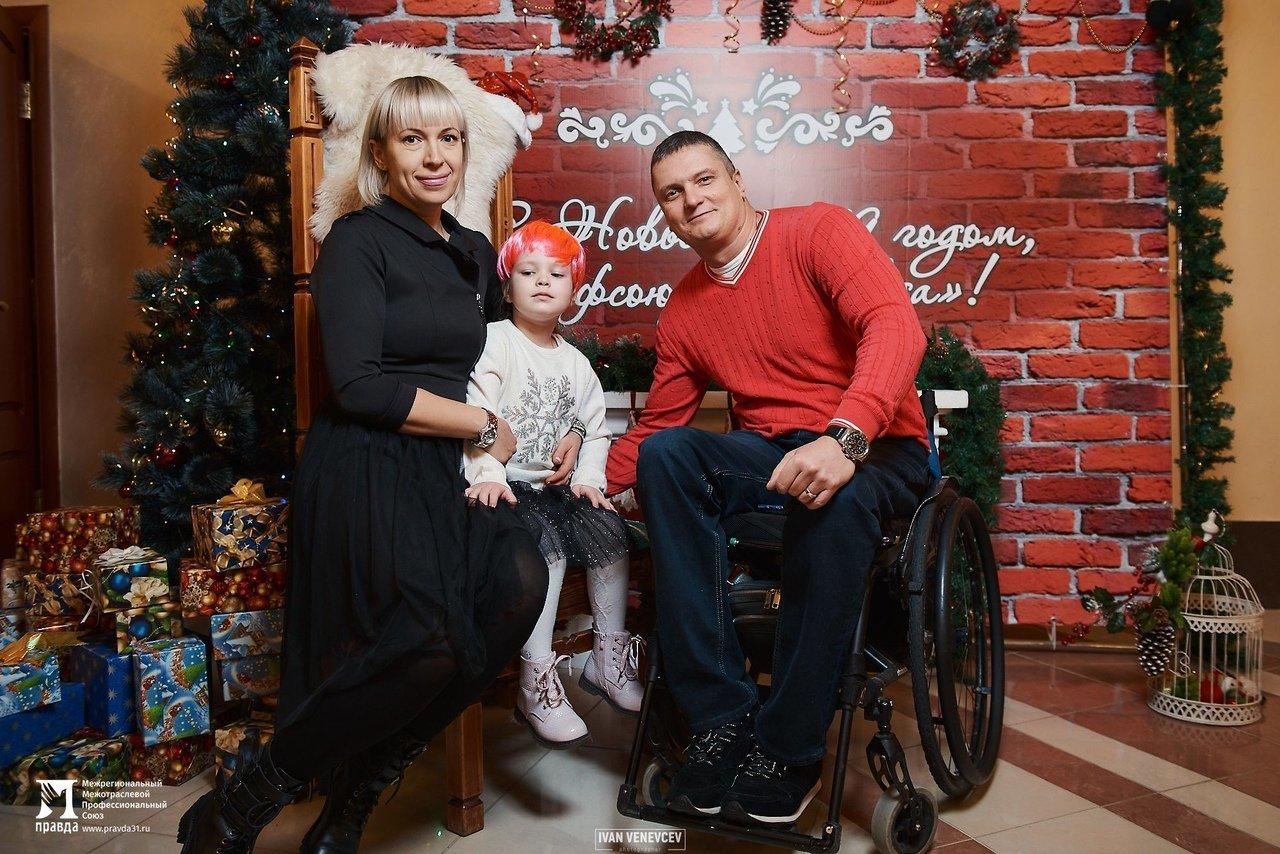 Профсоюз «Правда» организовал новогодние утренники для двух с половиной тысяч маленьких белгородцев, фото-4