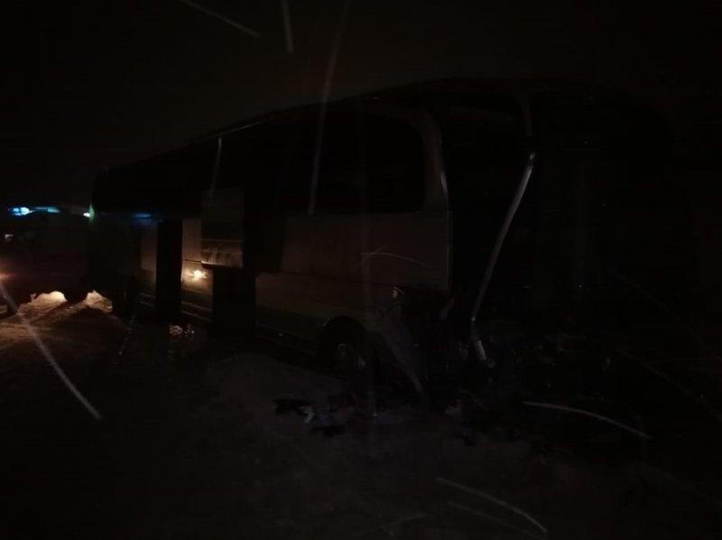 В Тульской области в ДТП попал автобус с белгородцами, фото-2