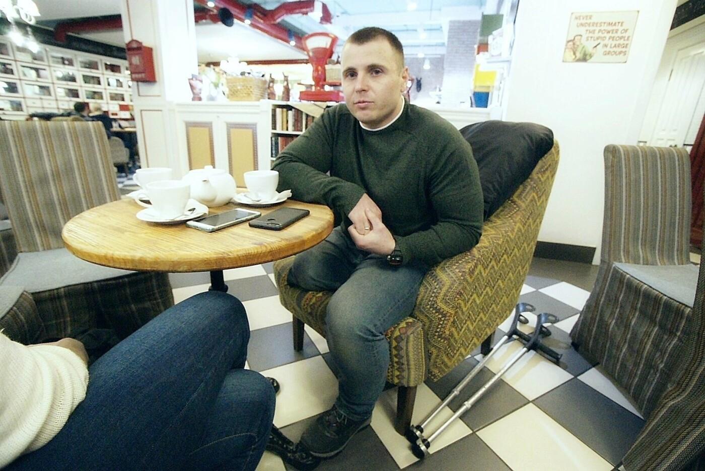 «Я не ограничен». Как живётся спортсмену без ноги в Белгороде, фото-4