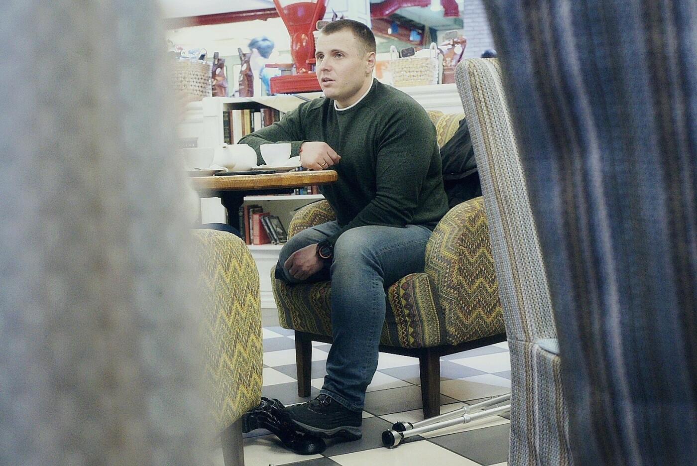 «Я не ограничен». Как живётся спортсмену без ноги в Белгороде, фото-1