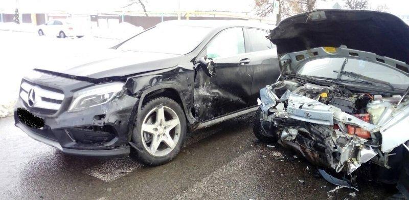 В Старом Осколе водитель сбил женщину и скрылся , фото-1