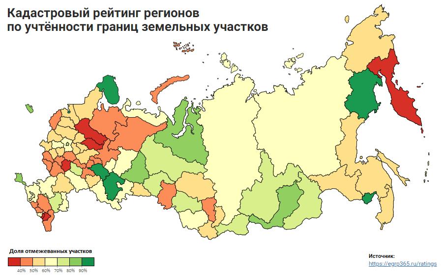 Половина земельных участков Белгородской области не имеет границ, фото-1