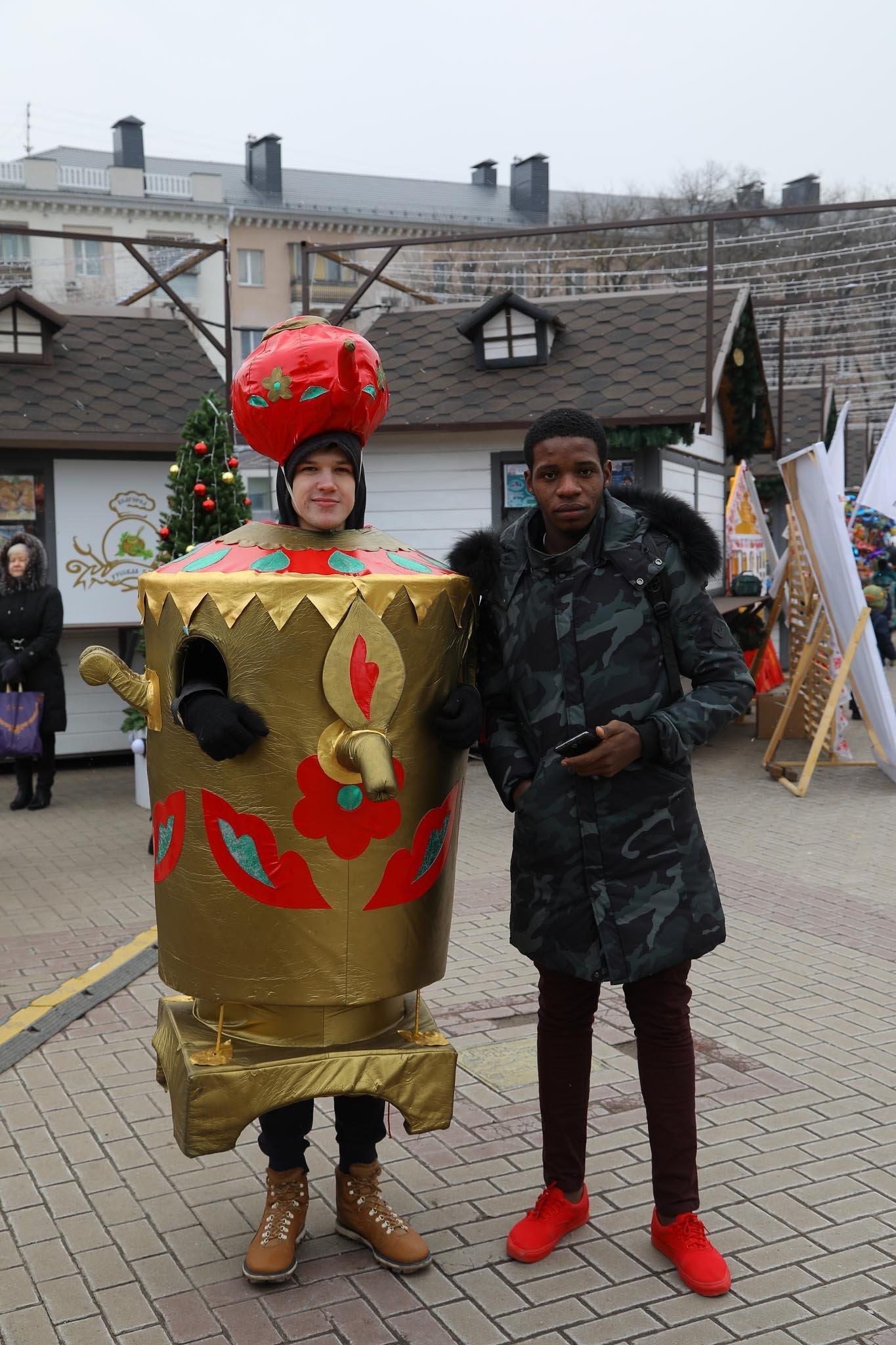На Соборной площади пройдёт фестиваль вареников, фото-15