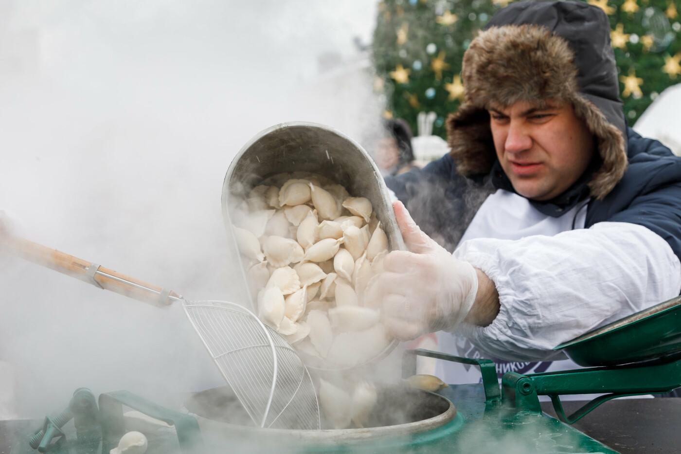 Как в Белгороде провели фестиваль вареников (фото), фото-2