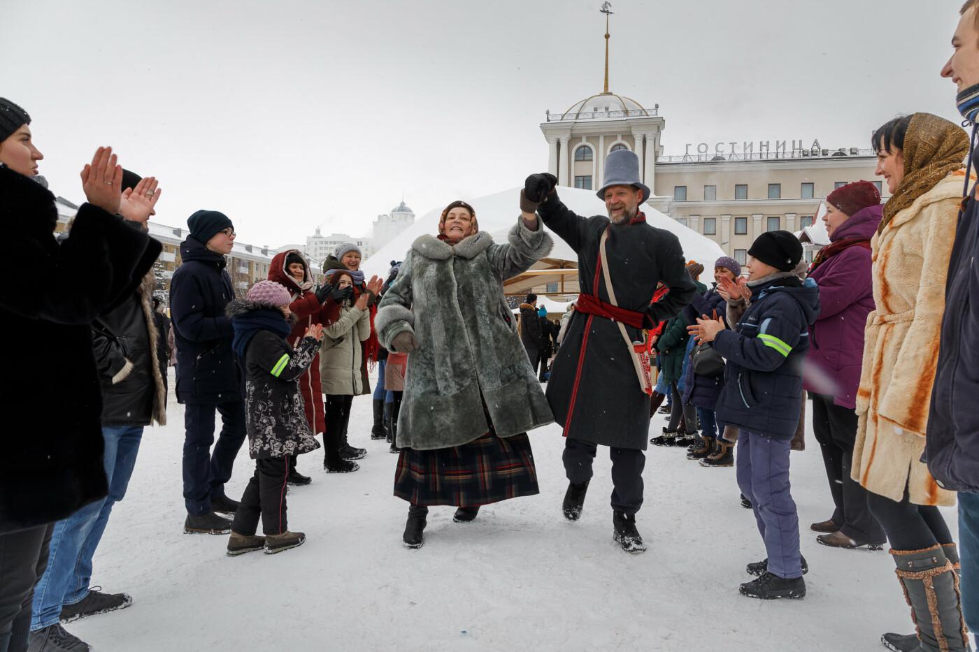 Как в Белгороде провели фестиваль вареников (фото), фото-6