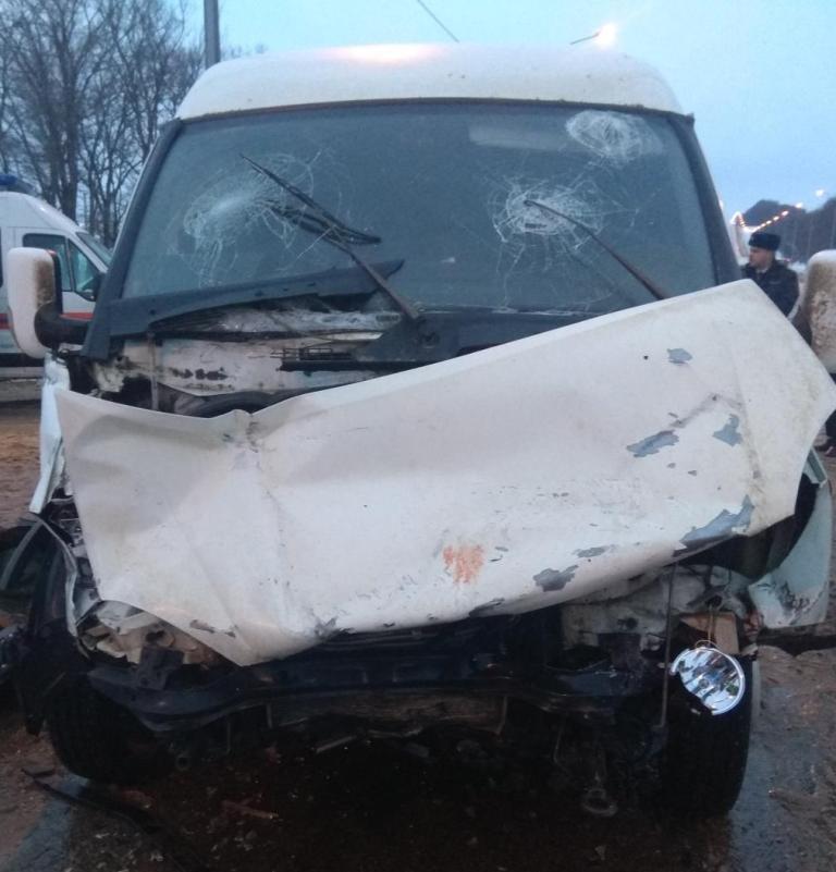 В Разумном иномарка сбила 14-летнего подростка, фото-2