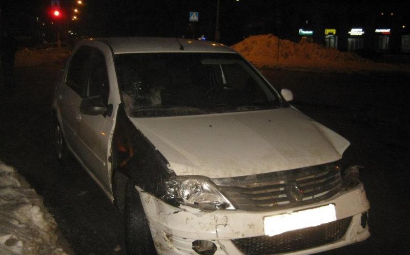 На улице Есенина произошла тройная автоавария, фото-3