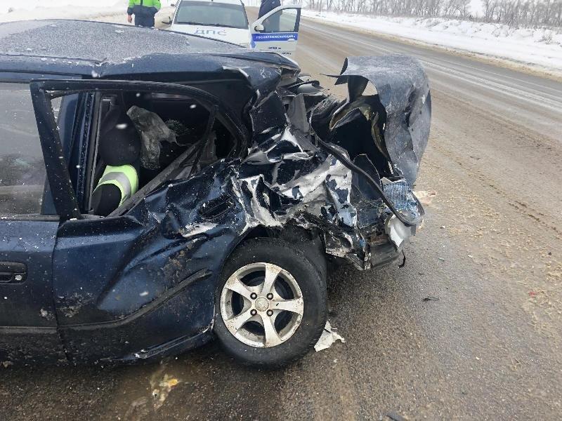 В субботу на  дорогах области произошли две смертельные аварии, фото-1