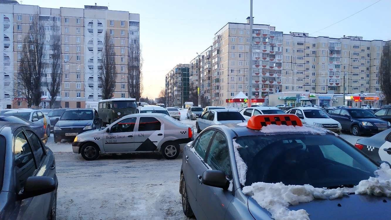 В Белгороде начали бастовать водители «Яндекс. Такси» , фото-3