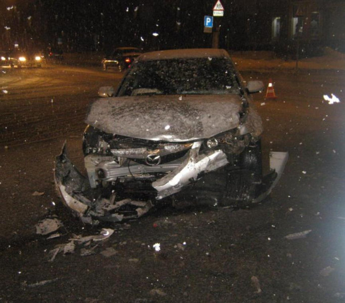 На трассе под Борисовкой в ДТП погиб водитель, фото-2