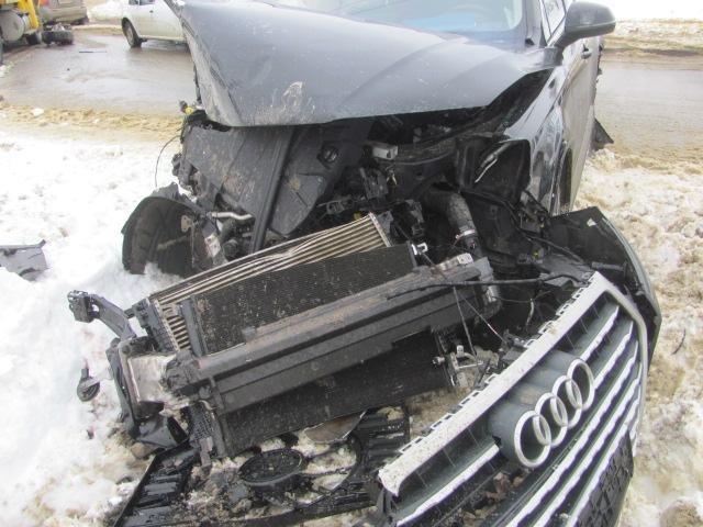 На белгородской трассе в ДТП пострадала 5-летняя девочка, фото-1