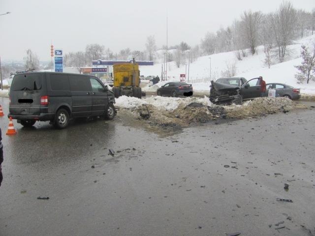 На белгородской трассе в ДТП пострадала 5-летняя девочка, фото-3