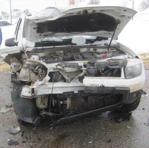На белгородской трассе в ДТП пострадала 5-летняя девочка, фото-4