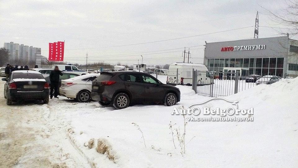 В Белгороде следователи пришли с проверкой в автосалон «Авто Премиум 31» , фото-3