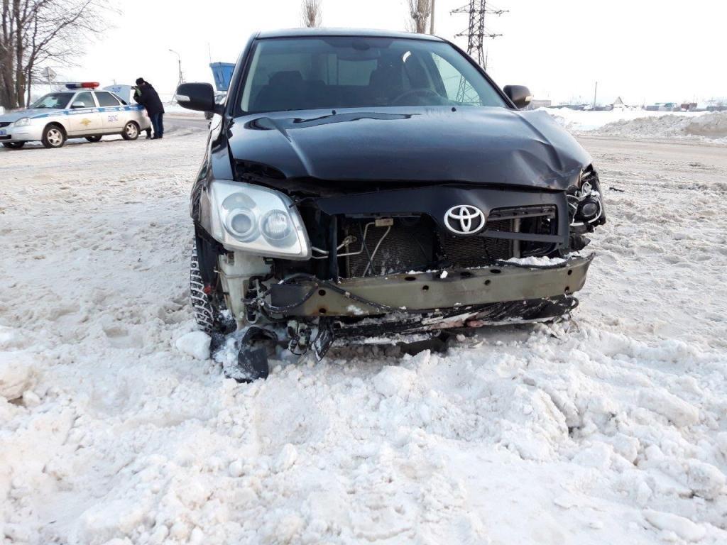 В Белгороде перевернулась 18-летняя автомобилистка, фото-3
