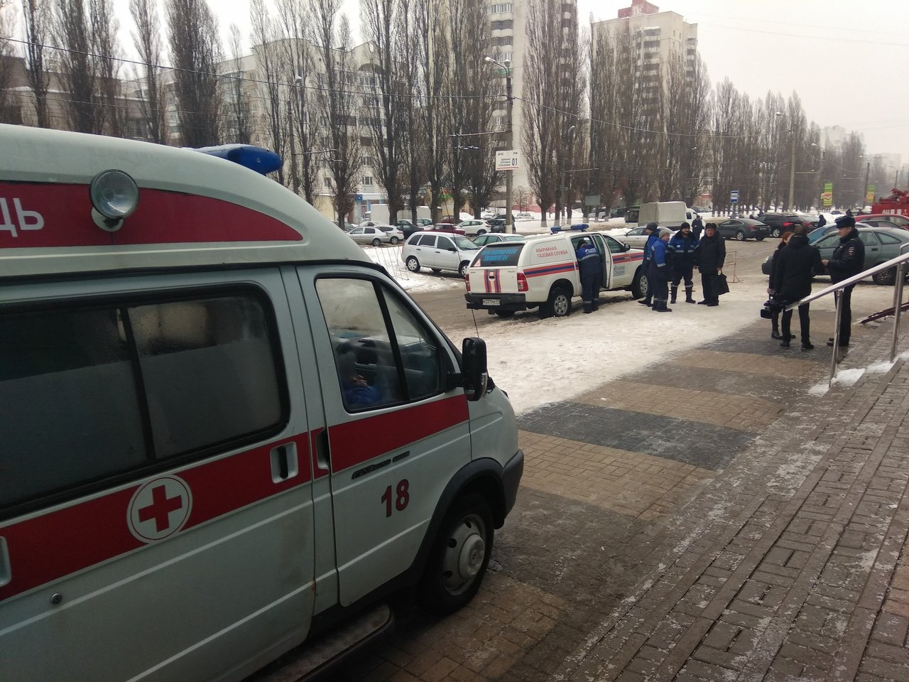 В Белгороде анонимы заминировали ряд социальных объектов, фото-2