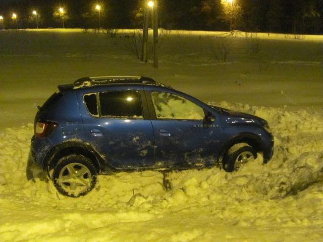 В Белгороде перевернулась 18-летняя автомобилистка, фото-1