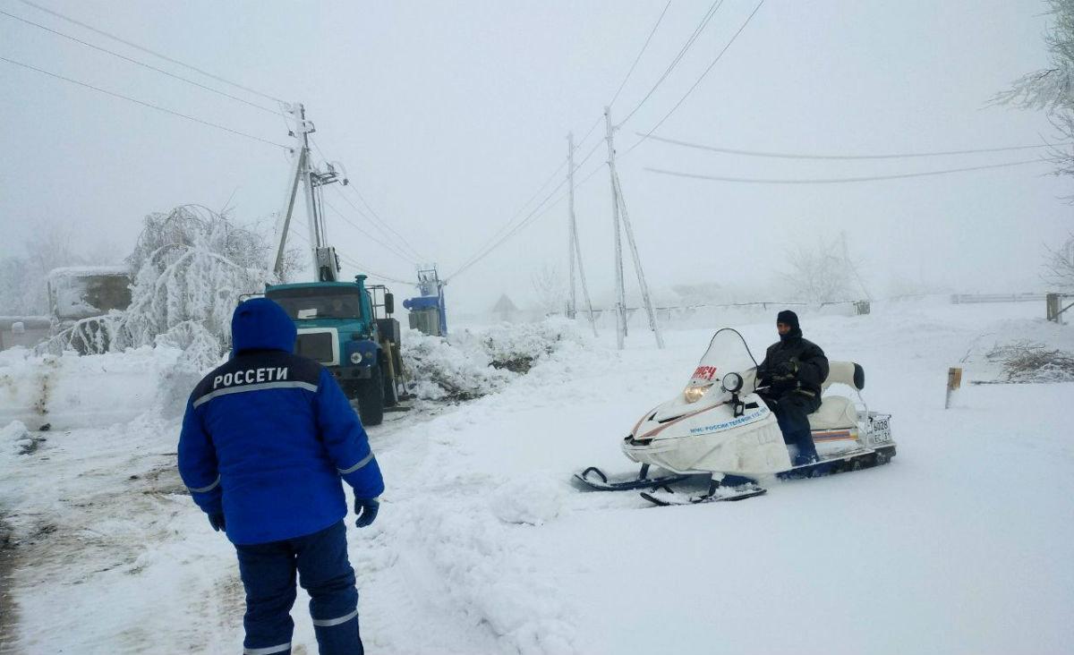 В Алексеевском районе восстановили нарушенное непогодой электроснабжение, фото-3