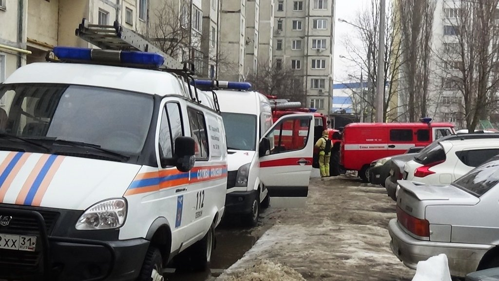 В Белгороде на Гостёнской сгорела квартира: пострадал хозяин , фото-3