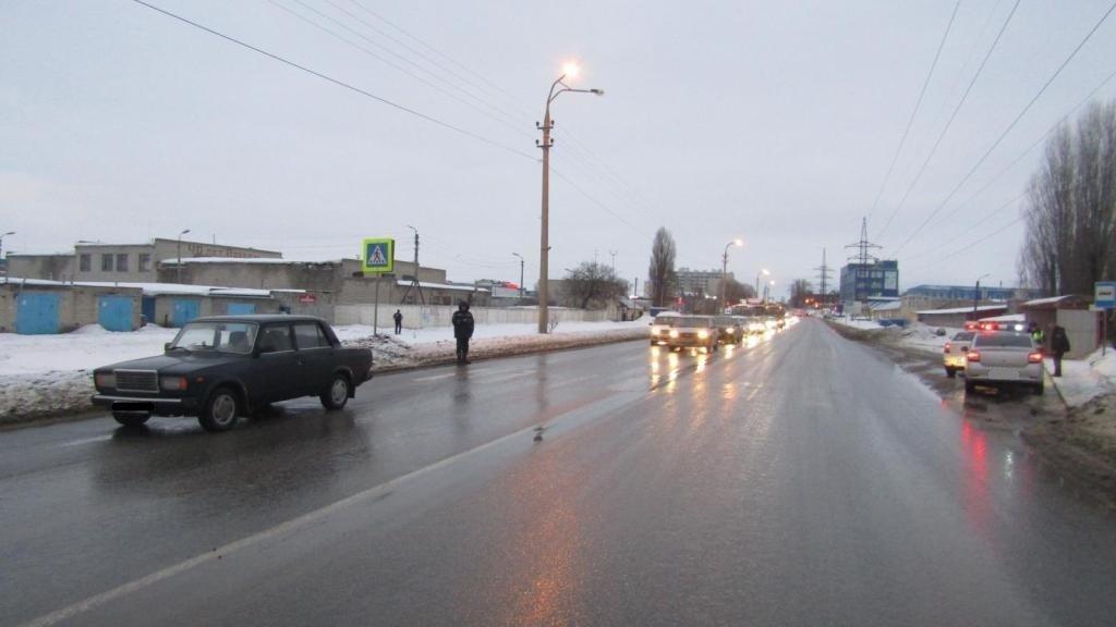 В Белгороде водитель «Жигулей» сбил женщину, фото-1