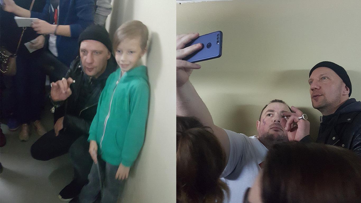 В Белгороде фанаты «25/17» «вспомнили всё», фото-3