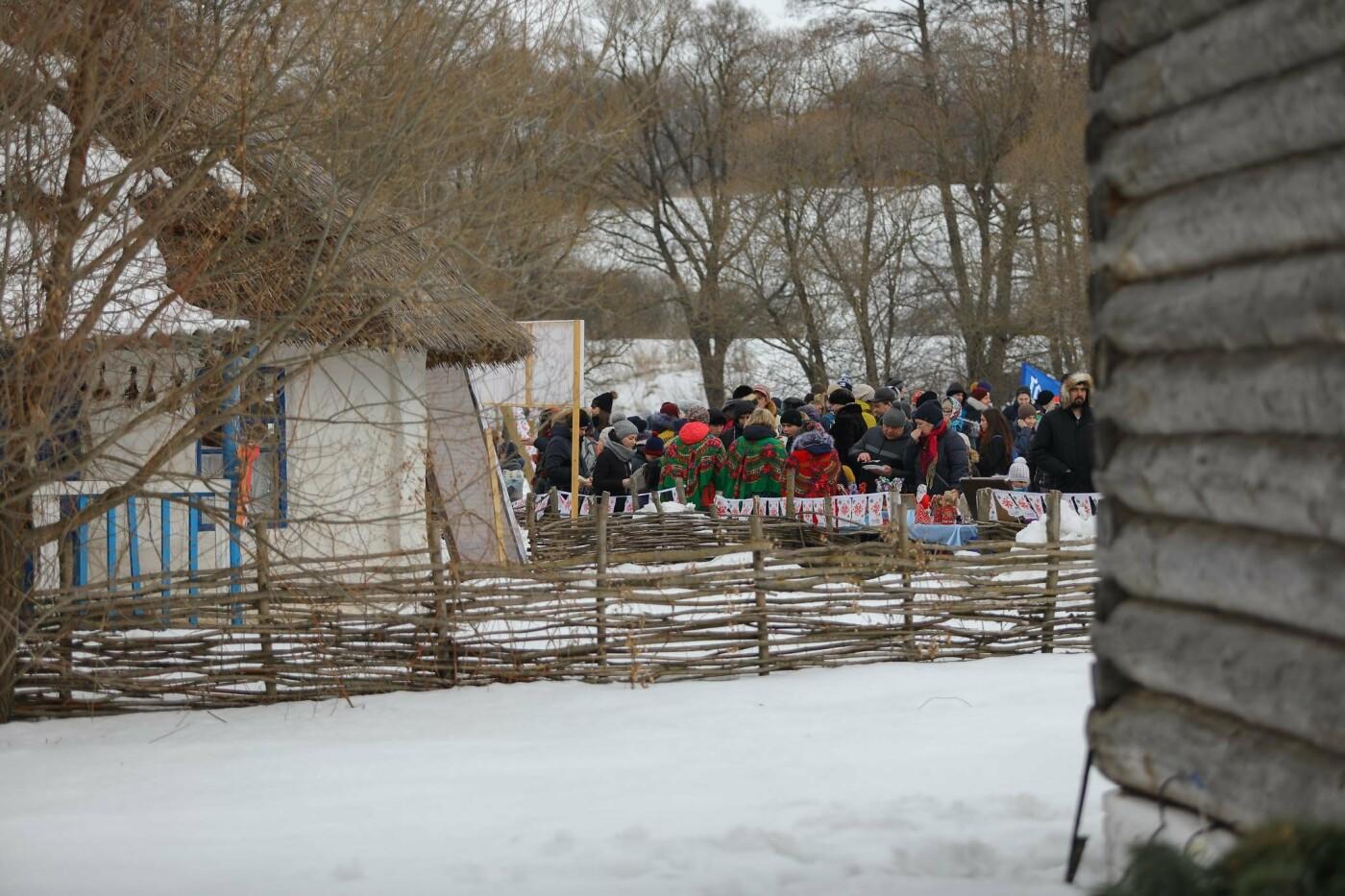 Под Прохоровкой прошёл фестиваль «Маланья зимняя» (фото), фото-5