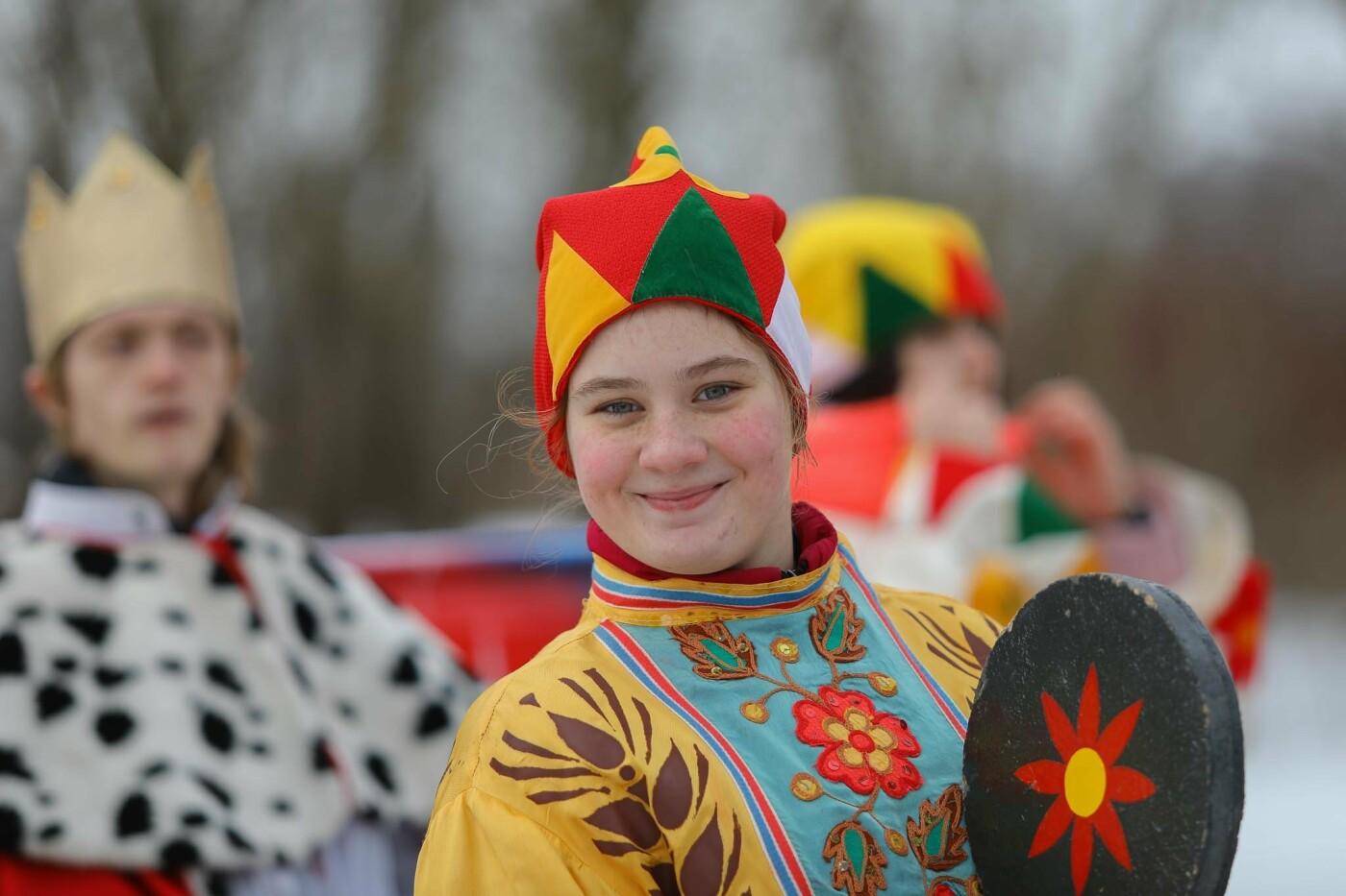 Под Прохоровкой прошёл фестиваль «Маланья зимняя» (фото), фото-6