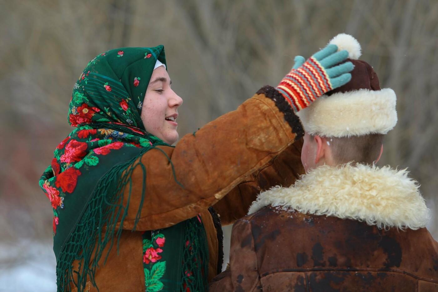 Под Прохоровкой прошёл фестиваль «Маланья зимняя» (фото), фото-7