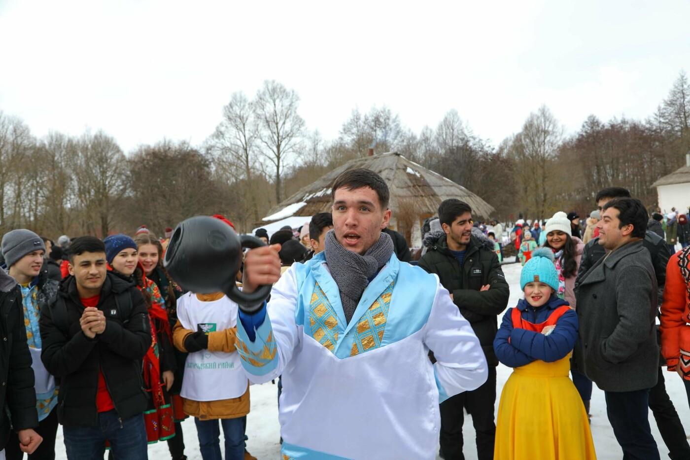 Под Прохоровкой прошёл фестиваль «Маланья зимняя» (фото), фото-11