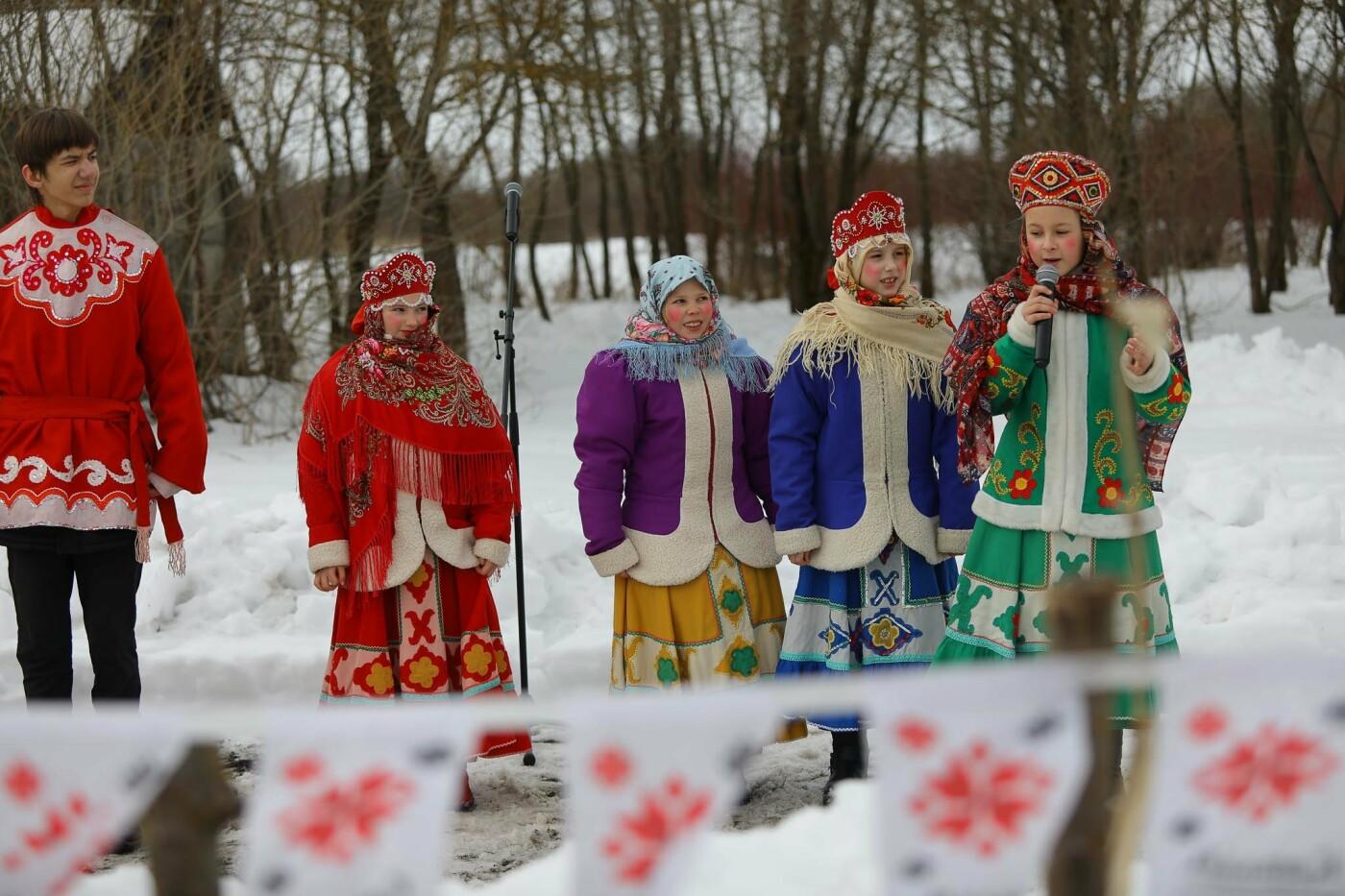 Под Прохоровкой прошёл фестиваль «Маланья зимняя» (фото), фото-15