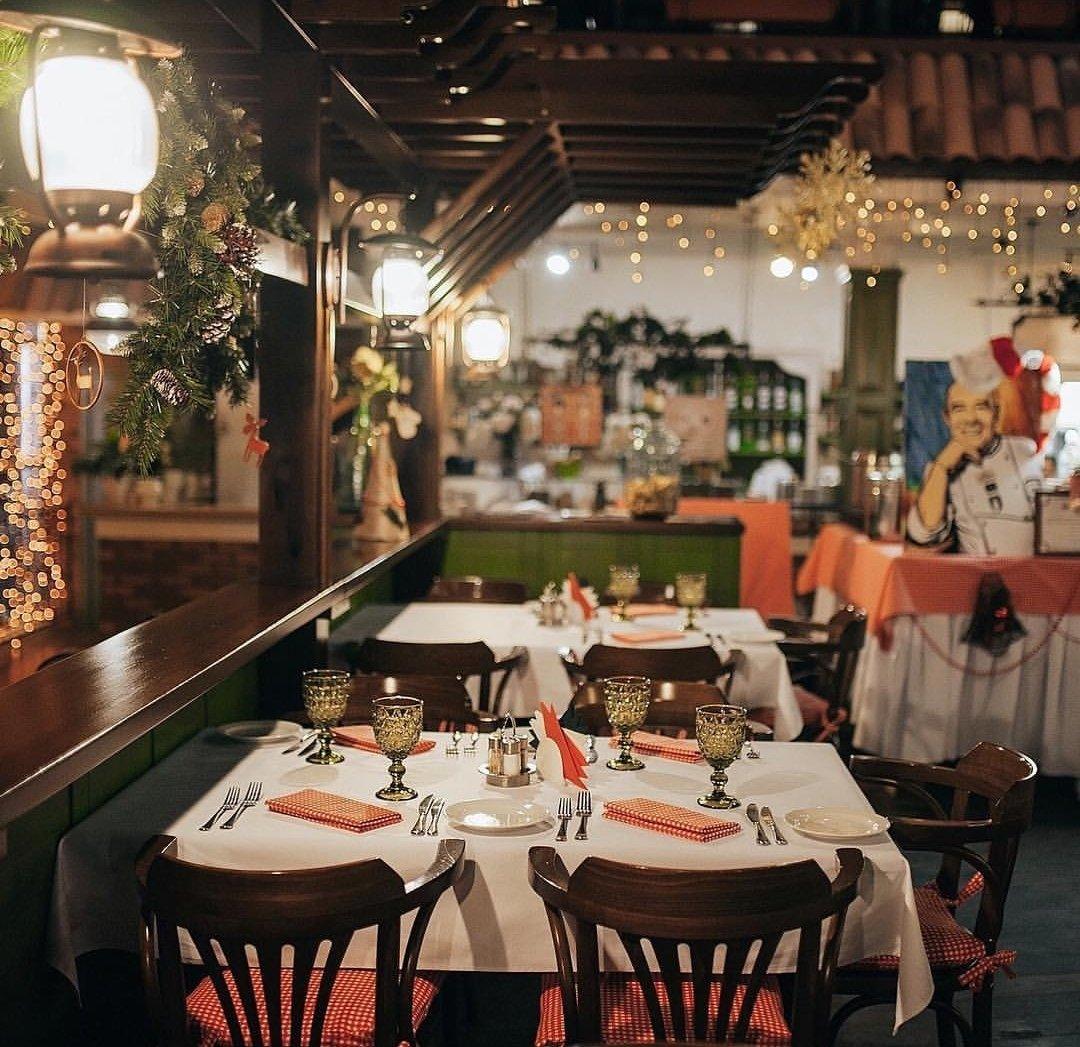 Мужской праздник в сети ресторанов «Фамильный дом вкуса», фото-4