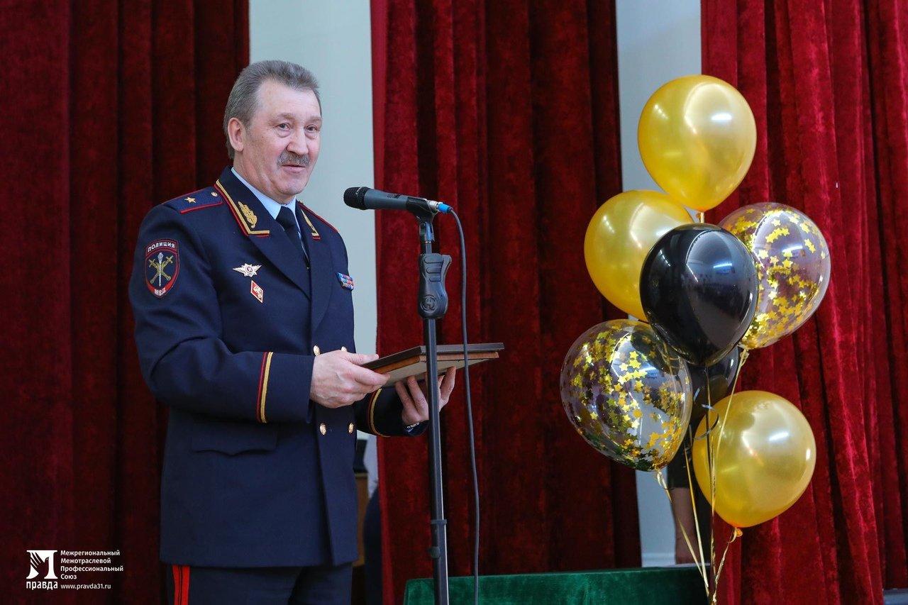 Сергей Фуглаев поздравил выпускников Белгородского правоохранительного колледжа имени Бурцева, фото-14