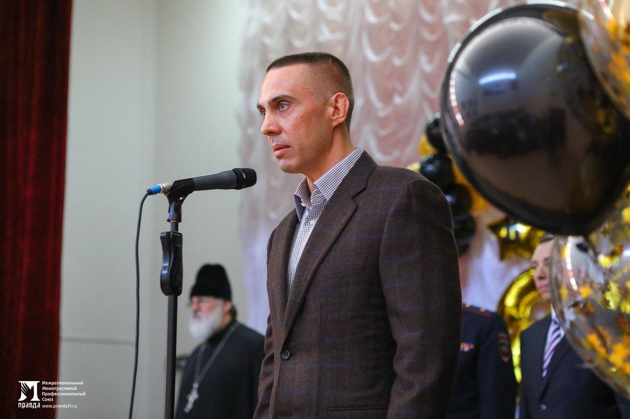 Сергей Фуглаев поздравил выпускников Белгородского правоохранительного колледжа имени Бурцева, фото-17