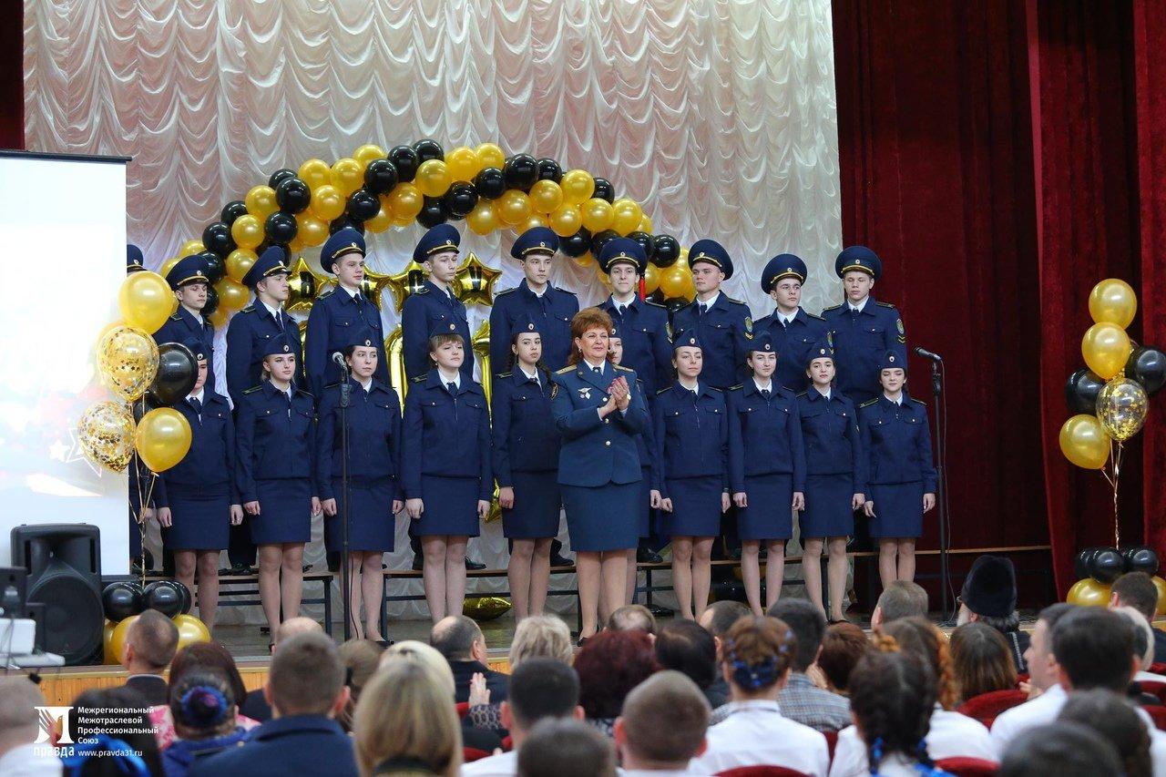 Сергей Фуглаев поздравил выпускников Белгородского правоохранительного колледжа имени Бурцева, фото-19