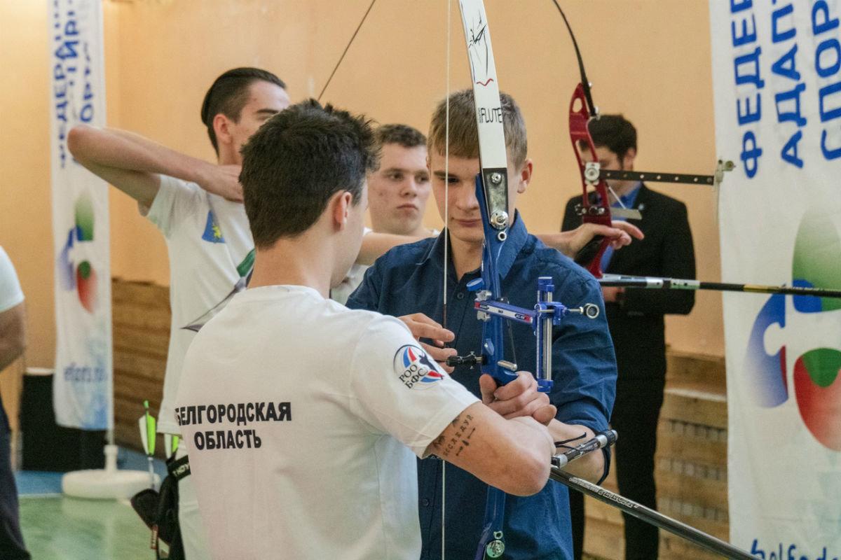 Показательные мастер-классы по тхэквондо, гиревому спорту и стрельбе из лука прошли в коррекционной школе №23, фото-8