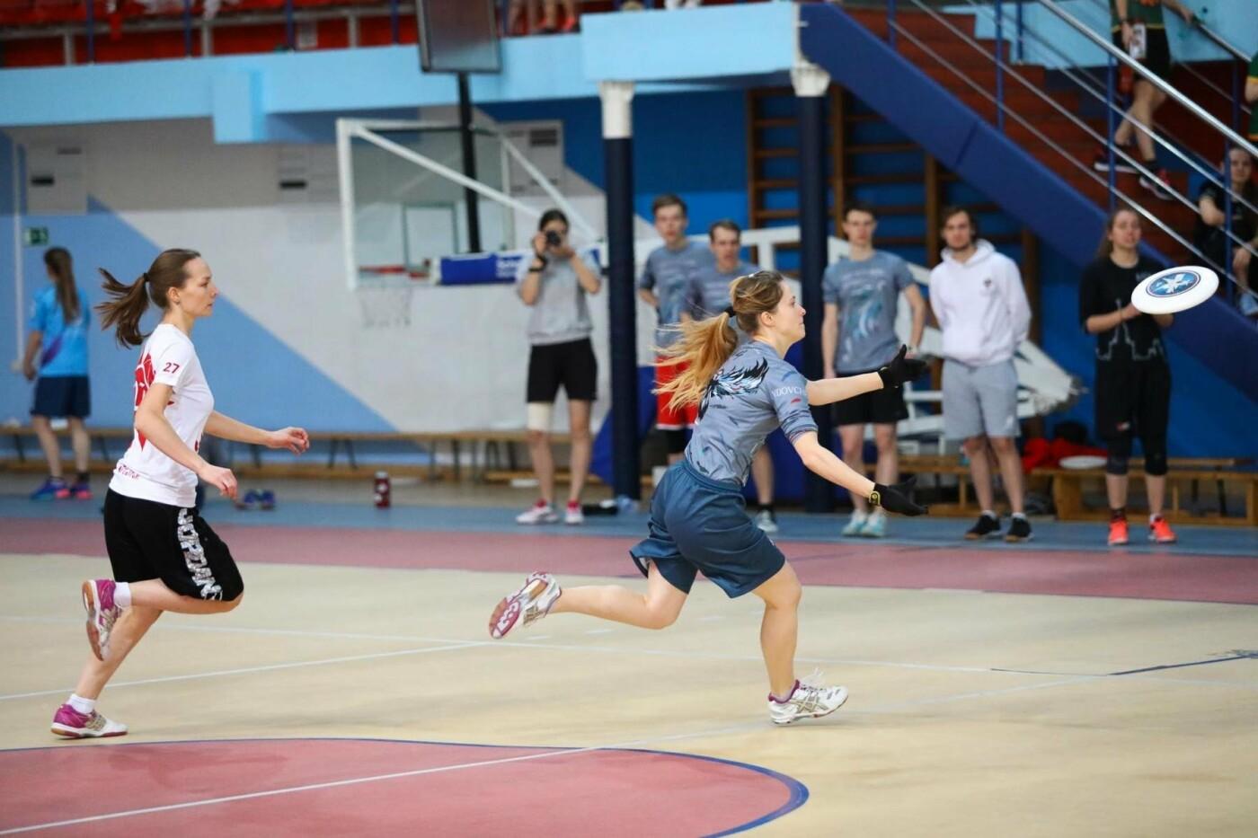 В Белгороде пройдёт всероссийский студенческий турнир по алтимат фрисби , фото-1