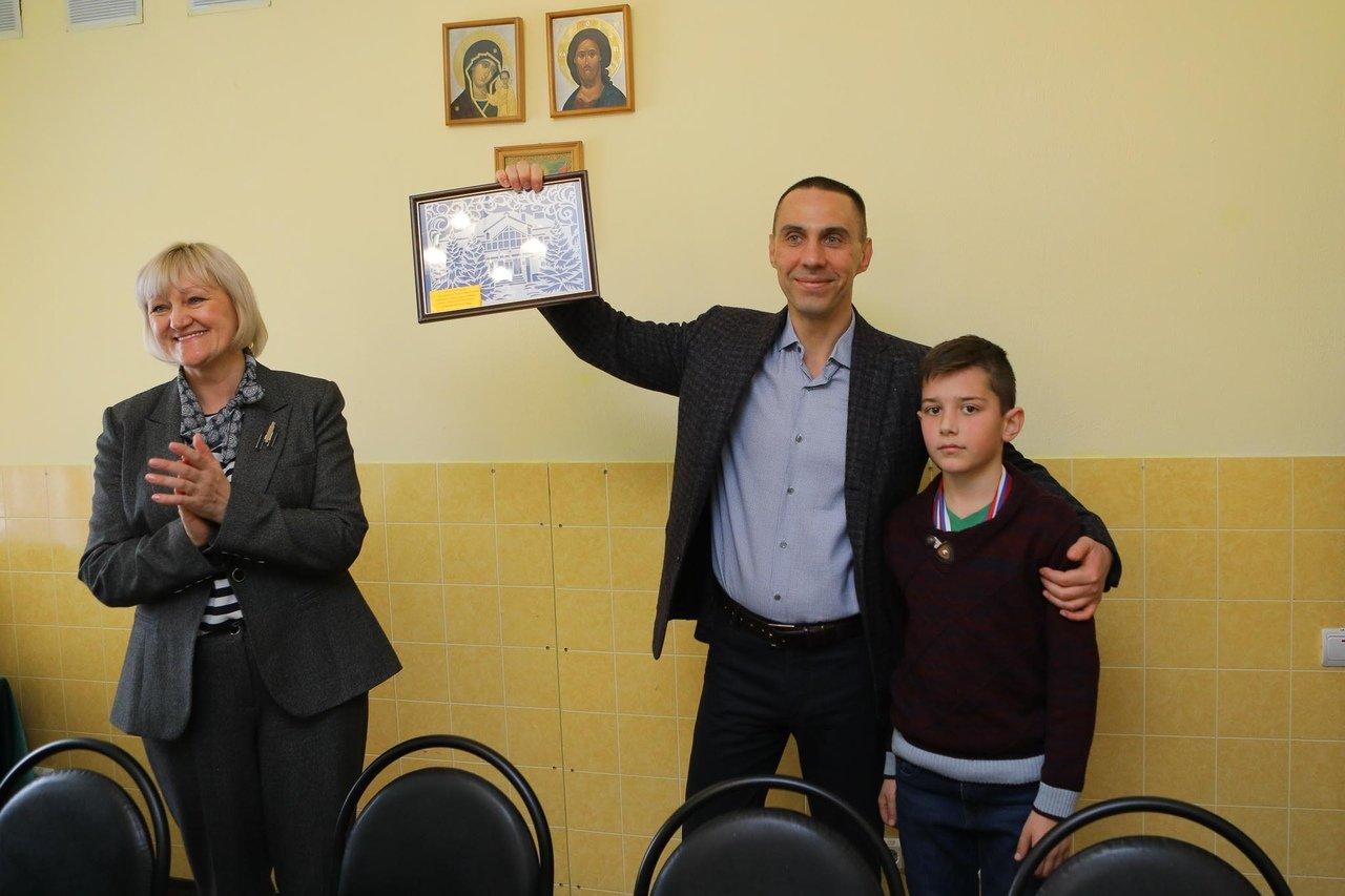 Команды профсоюза «Правда» и воспитанников Прохоровского центра развития и социализации ребёнка встретились на футбольном поле, фото-14